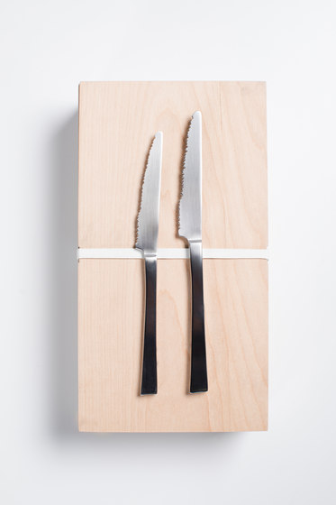 cutlery | stainless steel by valerie_objects