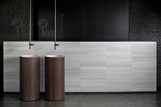 Adda Wall-mounted Basin by Salvatori