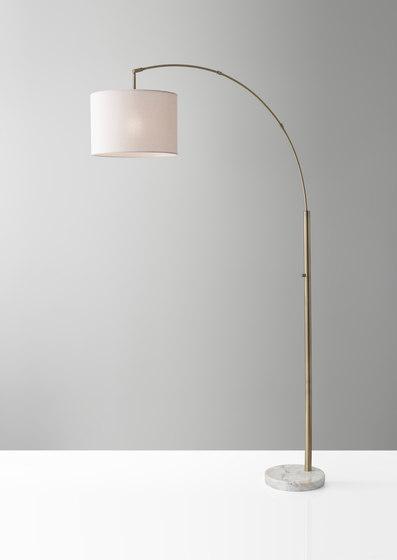 Bowery 3-Arm Arc Lamp de ADS360