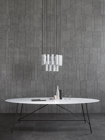 W Coffee Table Ø90 cm (35) von Salvatori