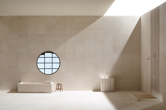 Honed Travertine de Salvatori