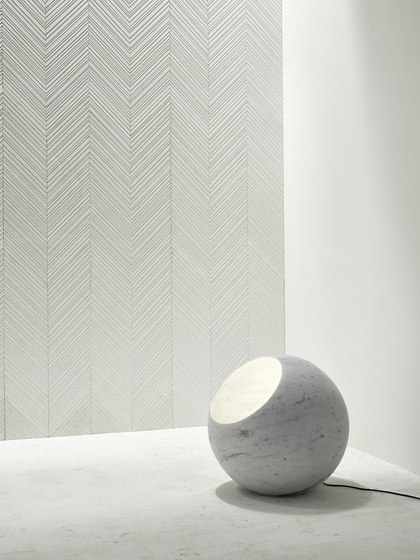 Chevron | Pietra d´Avola by Salvatori