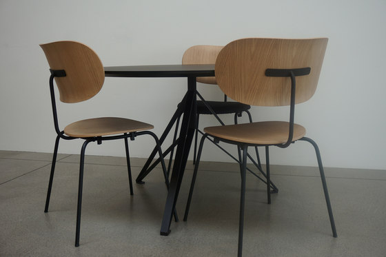 Denmark Dining Table by Wehlers