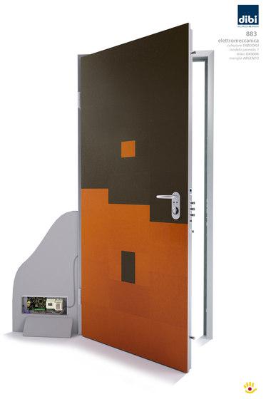 Opentech - Security Door by Di.Bi. Porte Blindate