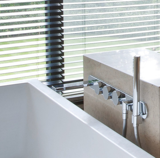 Tune | Concealed 1-hole single-lever sink mixer, waterfall by rvb