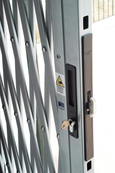 DibiBlind - Extending grille by Di.Bi. Porte Blindate
