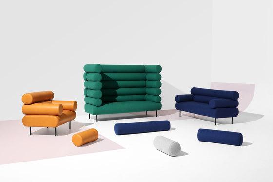 Cabin Armchair by DesignByThem