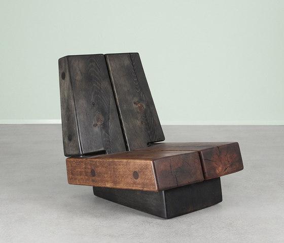 Los Ranchos Outdoor Chair de Pfeifer Studio