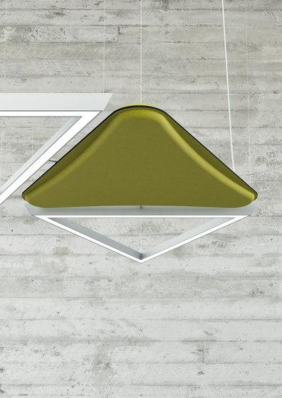 LightSound acoustic panel de Quadrifoglio Group