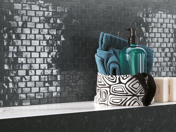Brooklyn Carbon di Fap Ceramiche