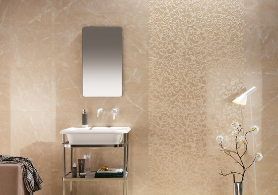 Roma Diamond Statuario Mosaico by Fap Ceramiche