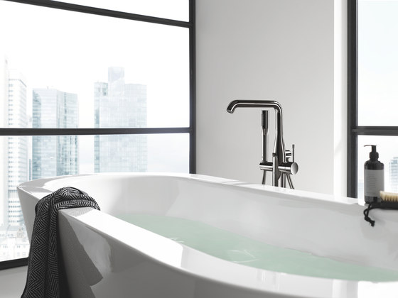 Essence Two-hole basin mixer M-Size by GROHE