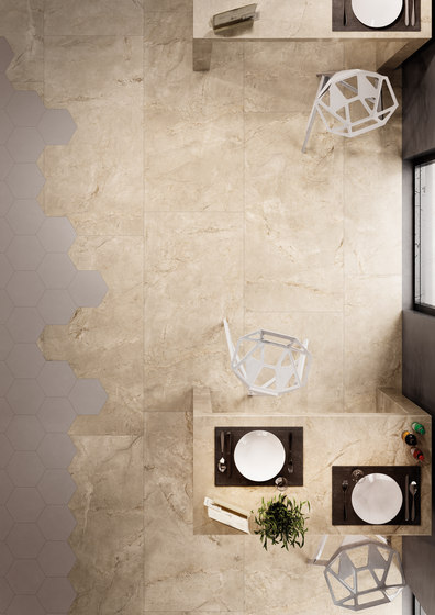 Elements Lux | Crema Beige by Keope
