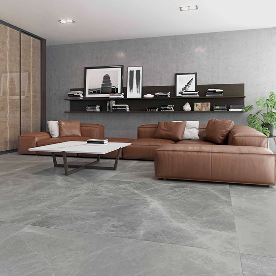 Storm Negro High-Gloss Polished SK Rect de INALCO