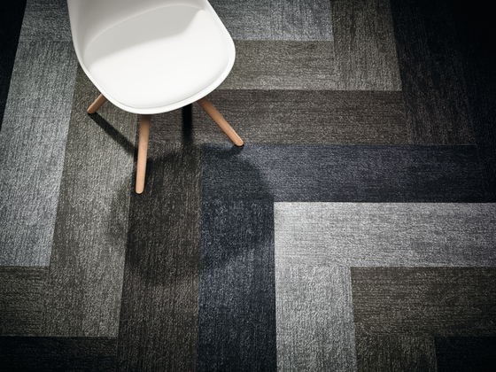 Flotex Planks | Lava Madeira by Forbo Flooring