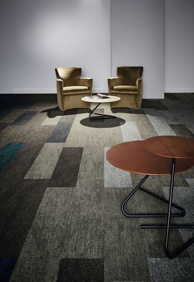 Flotex Planks | Lava Fayal by Forbo Flooring