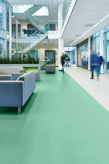 Sphera Element teal by Forbo Flooring