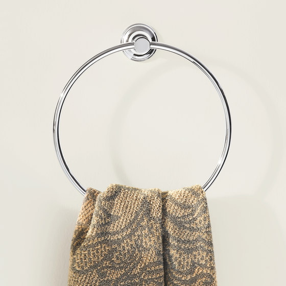 Essentials Authentic Multi-towel rack de GROHE