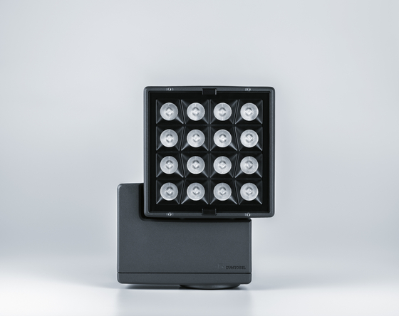 NIGHTSIGHT projection de Zumtobel Lighting