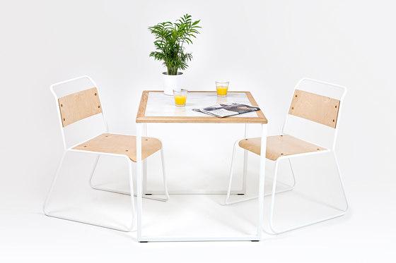 Studio | Round Coffee Table Marble di Liqui Contracts
