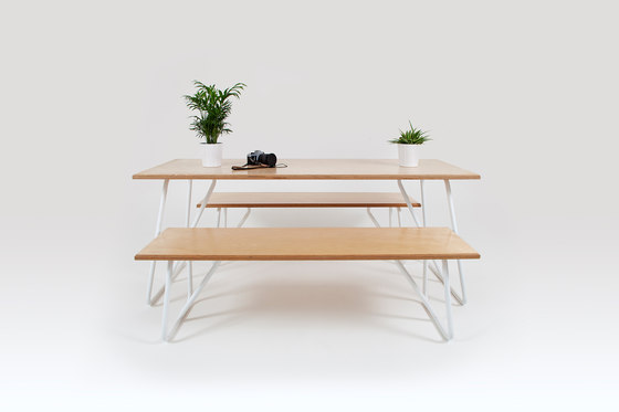 Trapeze | Bench von Liqui Contracts