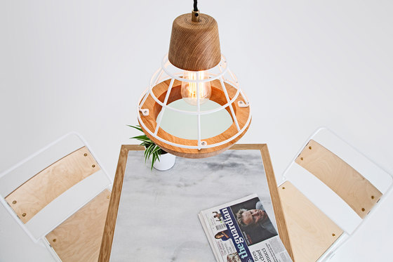 Work Lamp   Pendant by Liqui Contracts