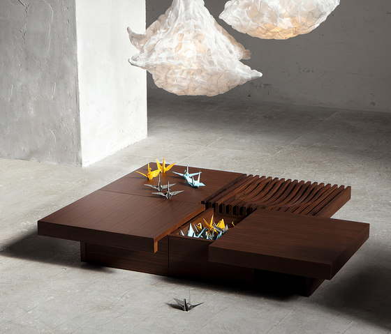 BARRINGER Slide Table di Conde House