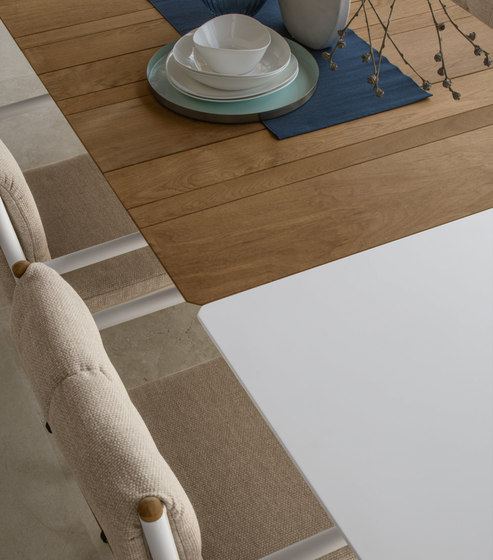 Domino | Rectangular Coffee Table by Talenti