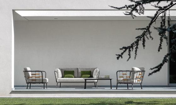 Soho | Sofa 2-Seater by Talenti