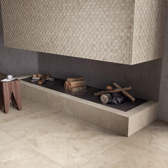 French Mood Cluny 3D Line di Ceramiche Supergres