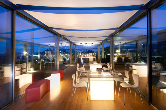 Gelée Lounge de Slide