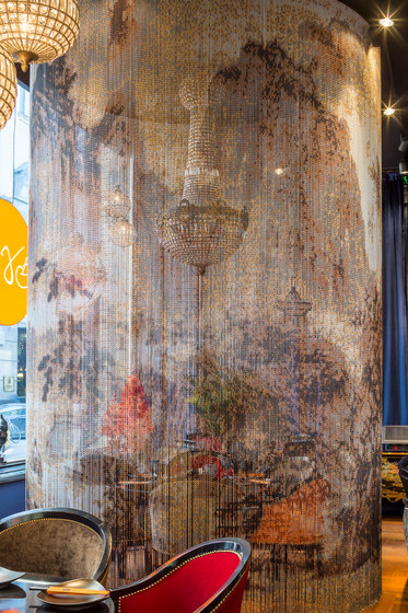 Space Divider With Images by Kriskadecor