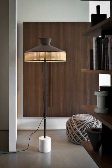 Wagasa Suspended lamp by WIENER GTV DESIGN