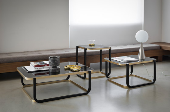 Duet coffee table de WIENER GTV DESIGN