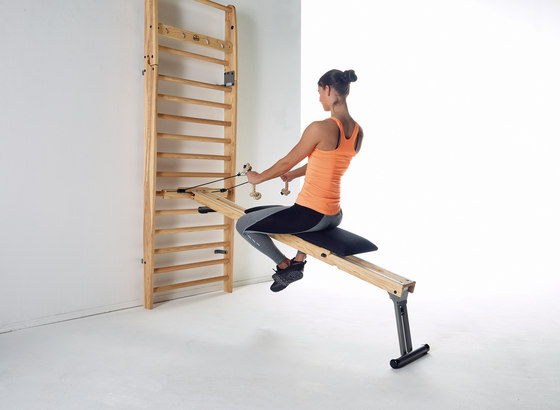 WallBars CombiTrainer by WaterRower