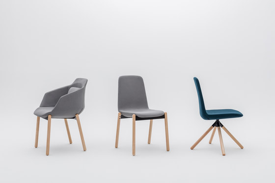 Ultra | armchair by MDD