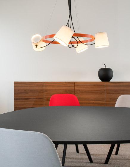 Loop Pendant Lamp by bs.living