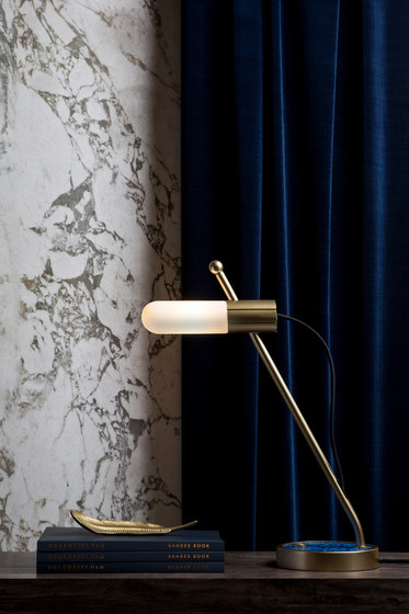 Azzero Table Lamp by Harris & Harris