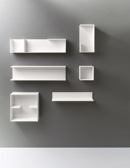 L shelf by Rexa Design