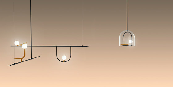 Yanzi Suspension 1,2 von Artemide