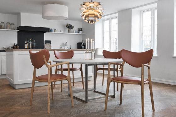 Salon Chair - Beech  Black de True North Designs