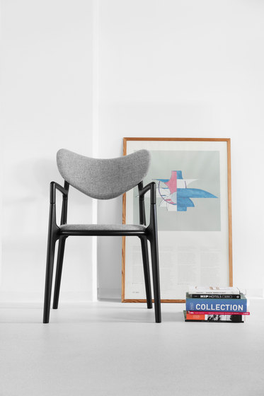 Salon Chair - Beech/Oil by True North Designs