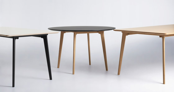 Salon Table - Round von True North Designs