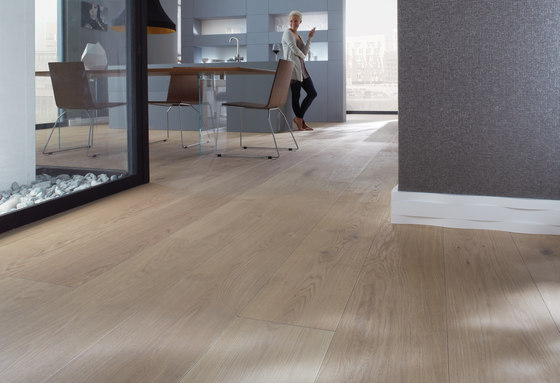 Silverline Edition Oak 14 by Bauwerk Parkett