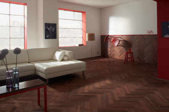 Unopark Oak Sasso 15 by Bauwerk Parkett