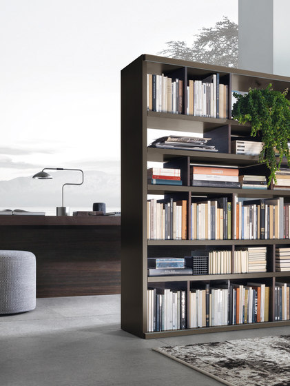 Open bookcase by Jesse