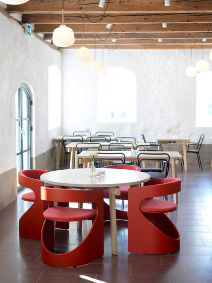 Lucky Lounge de Blå Station