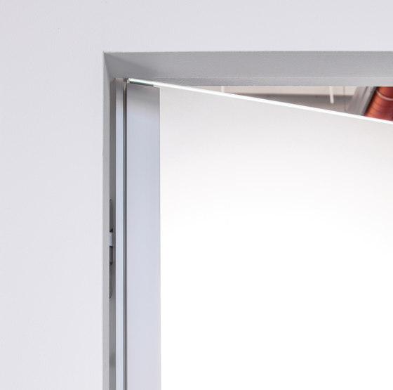 Syntesis® Line Battente Glass de Eclisse