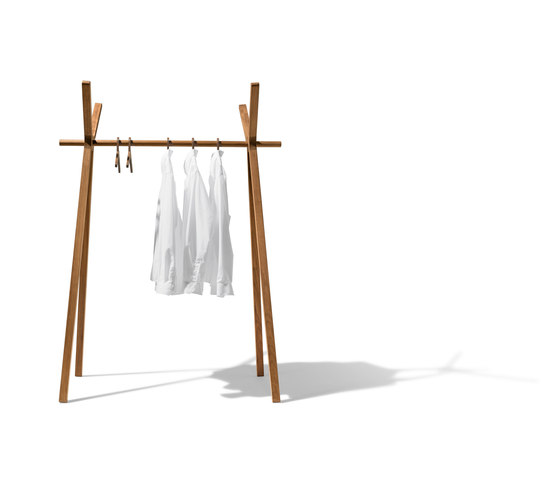 hood coat stand by TEAM 7