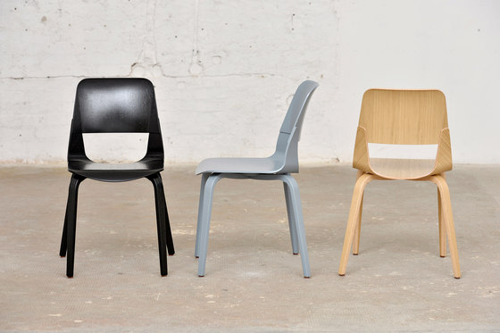 Frigate Chair by PlyDesign